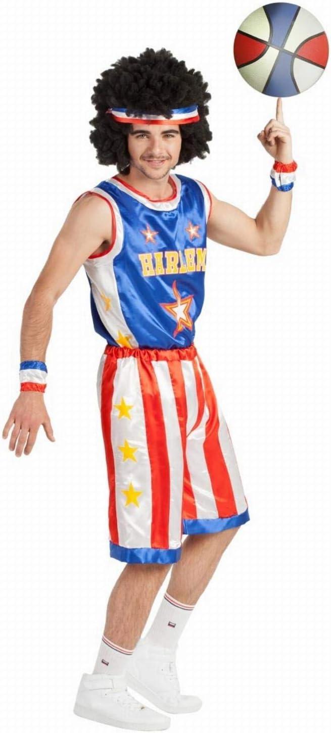 Disfraz de Jugador de Baloncesto M-L: Amazon.es: Juguetes y juegos