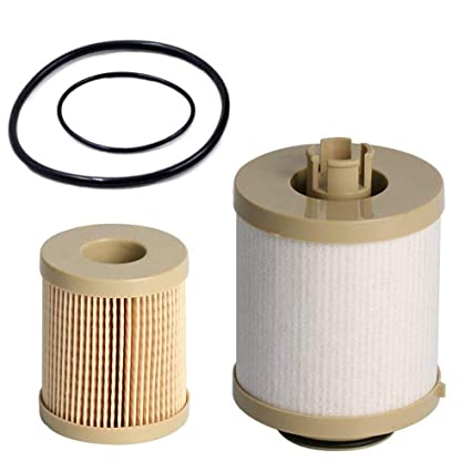 amazon com: fd-4616 fuel filter for ford f series 6 0l powerstroke replace  3c3z9n184cb-fd4616 fuel filter by topemai: automotive