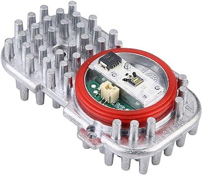 Duokon Aluminum Car LED Light Control Unit Module 63117263051 for X5 X3 3 6 Series E92 E93 F06 F12 F13