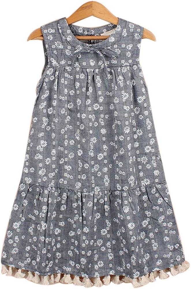 Zanie Kids Baby Girl Short Sleeves Romper Newborn Playwear Infant Cotton Cute Summer Dress