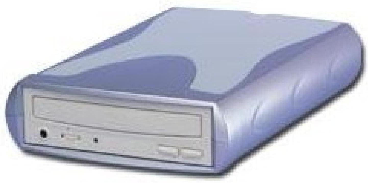 Cablematic - Caja Externa 5.25 FireWire 400 IEEE 1394 a IDE: Amazon.es: Electrónica