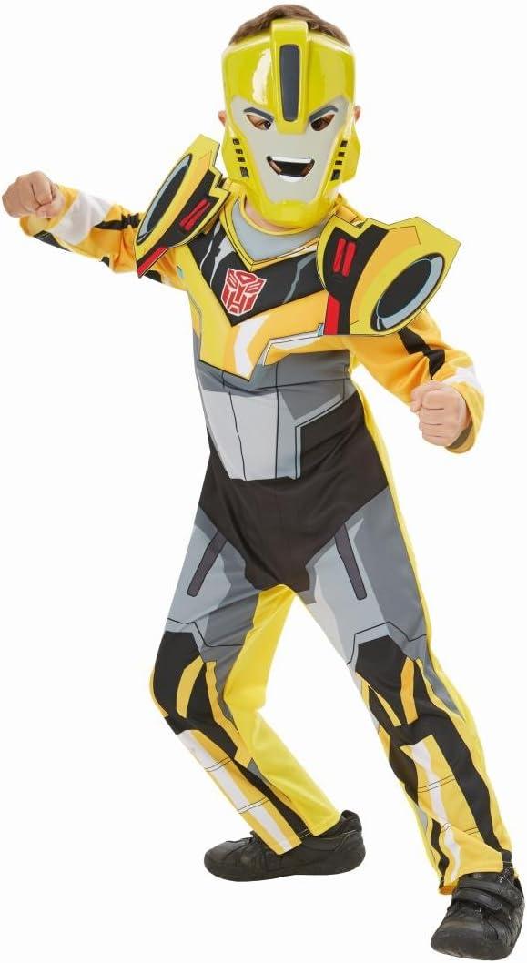 Transformers Bumblebee Transformer robots disfraz traje robot ...