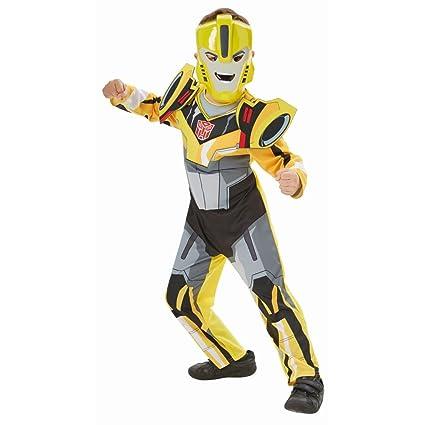 Transformers Bumblebee Transformer robots disfraz traje ...