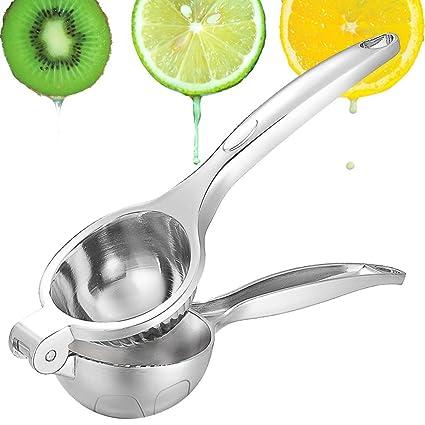 newlemo Exprimidor, Manual Exprimidor Naranja Prensa para limones Naranjas y limas, alta resistencia de