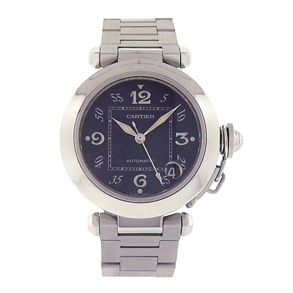 Cartier Pasha automatic-self-wind womens Watch W31043M7 (Certified Pre-owned)