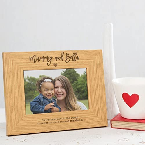 Mommy And Me Picture Framesmom Picture Frame From Son And Daughter