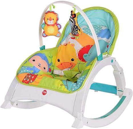 WY-Tong silla bebe Silla mecedora de bebé, bebé de diván plegable ...