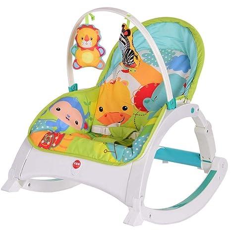 WY-Tong silla bebe Silla mecedora de bebé, bebé de diván ...