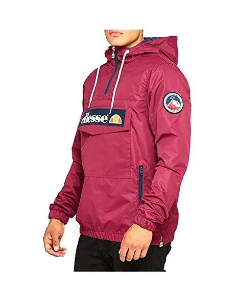 Ellesse Cazadora Mont 2 Purple Potion XS Granate: Amazon.es ...