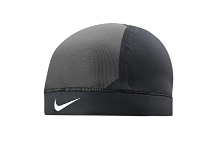 0143f5cafbb Image Unavailable. Image not available for. Color  Nike Pro Combat Hypercool  Vapor Skull Cap ...