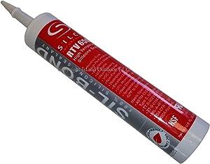 Food Grade NSF FDA RTV Silicone Sealant Adhesive Red High Temp 10.3oz (Standard Version)