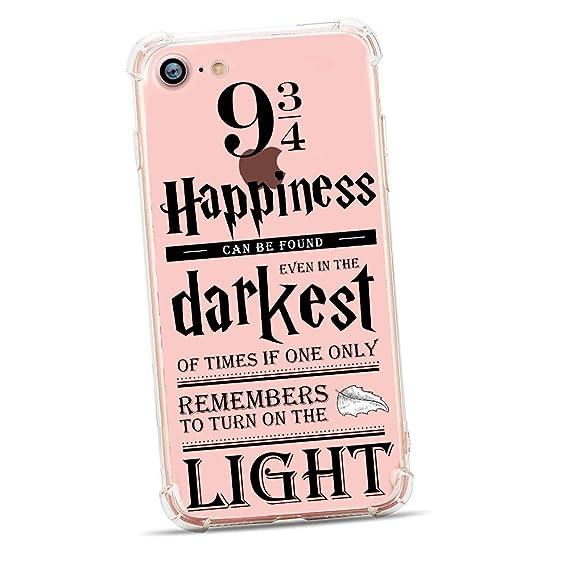 Amazon.com  iPhone 7 case Harry Potter Quotes d001e34a9