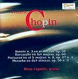 Chopin: Piano Sonata No. 3, Op. 58 / Barcarolle, Op. 60 / Nocturne No. 8, Op. 27 No. 2 / Mazurka, Op. 50 No. 3