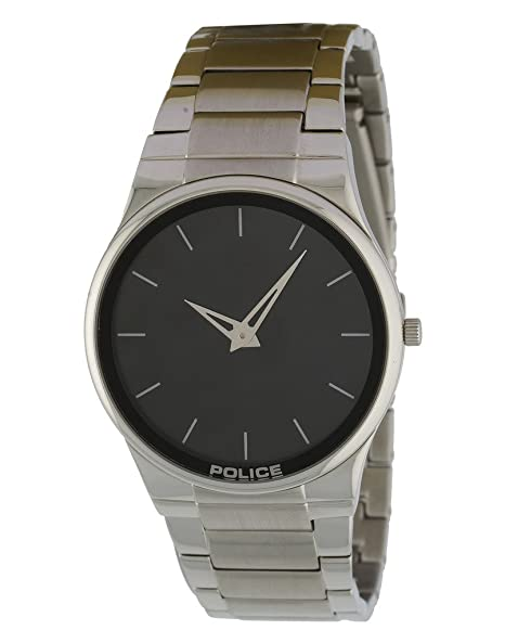 99587732633 Image Unavailable. Image not available for. Colour  Police Analog Black  Dial Men s Watch - PL12744JRS02MJ