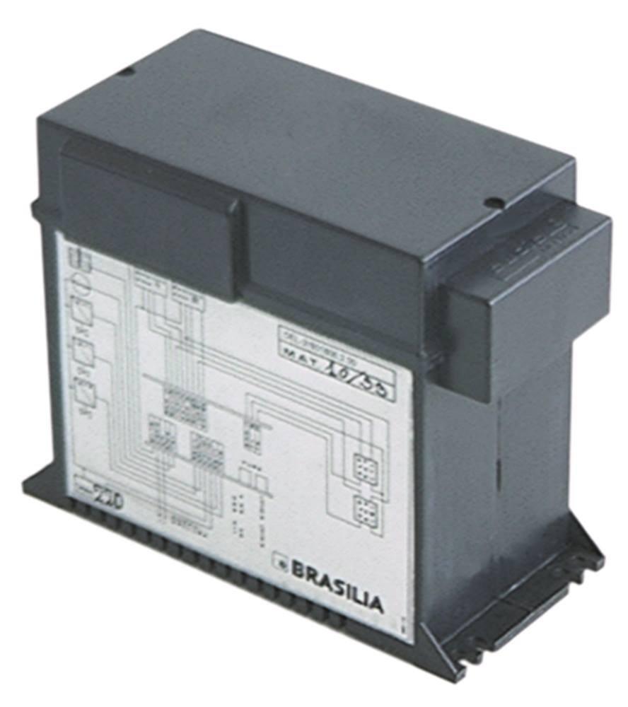 Brasilia - Caja electrónica para cafetera Belle-Epoque (230 V, 2 ...