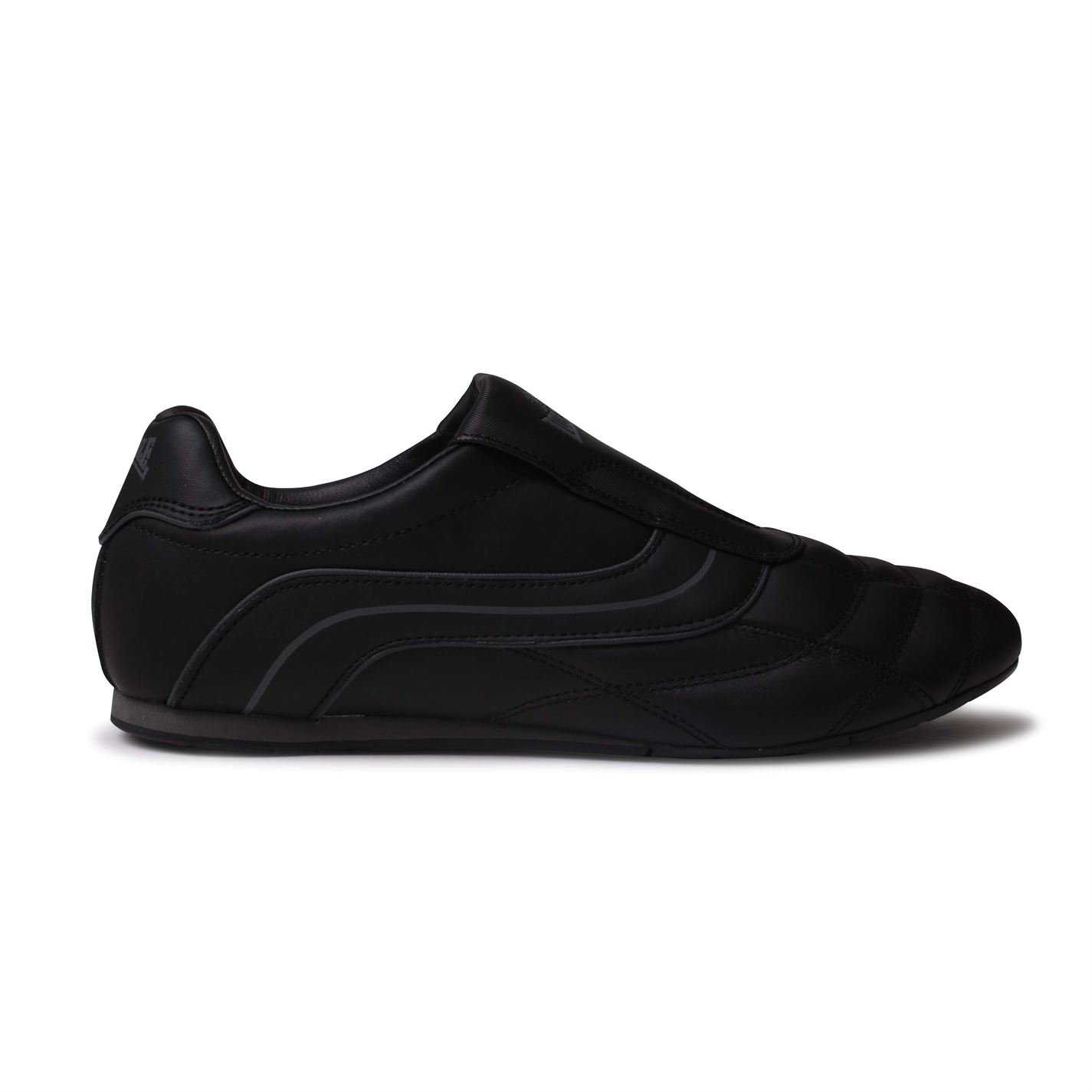 Lonsdale Mens Benn Trainers Low Slip On