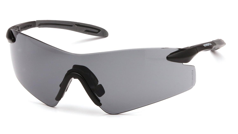 Pyramex Safety Products esb8820s Intrepid II gafas de seguridad, 0.049kg tema peso, Gris (Pack de 12)
