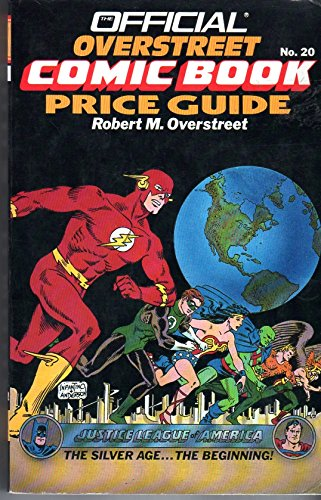 The Official Overstreet Comic Book Price Guide 1990-1991