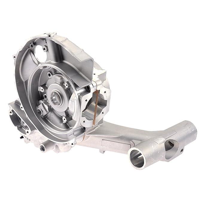 Carcasa del motor para Vespa PX 80 - 150 pinasco Slave Chasis con membrana einlass: Amazon.es: Coche y moto