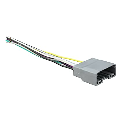 amazon com: metra 70-6522 radio wiring harness for chrysler 2007: metra:  car electronics