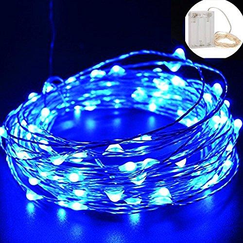Blue Led Christmas Lights Target - 2