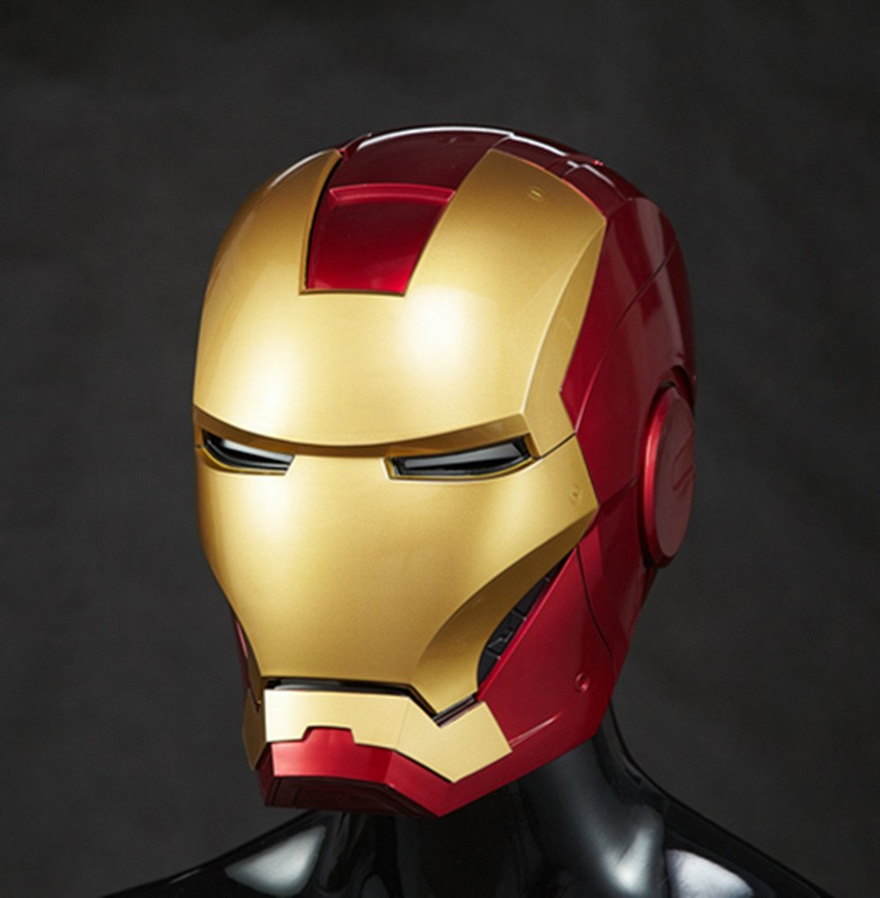 Gmasking 2016 Electronically Iron Man Wearable Helmet Exclusive 1:1 Replica