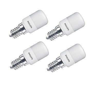 Philips 8718696431054 E14 T25 LED con ruedas para mover electrodomésticos translúcido non-intensidad regulable bombilla