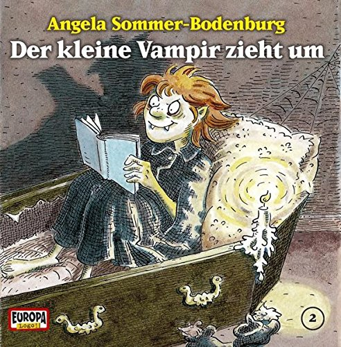 Der kleine Vampir - CD: Der kleine Vampir - Folge2 - Der kleine Vampir zieht um (Hörspiele von EUROPA)
