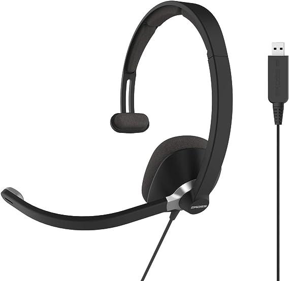 Koss CS295-USB Single-Sided On-Ear Communication Headset