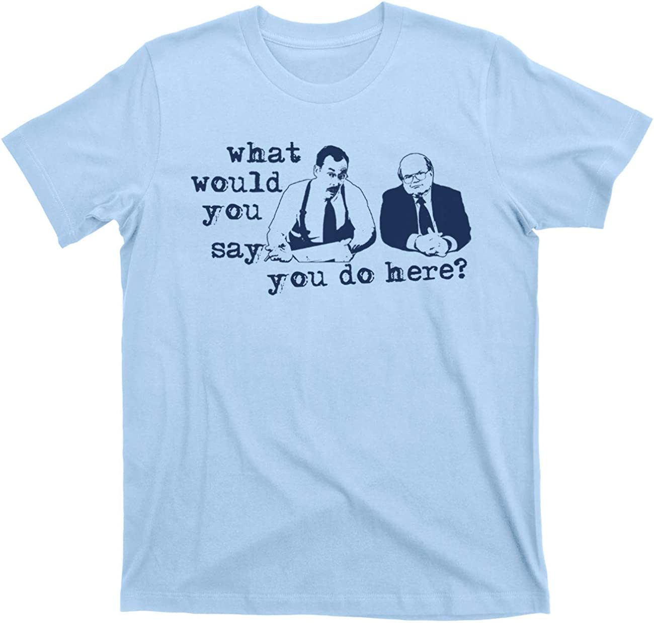 The Two Bobs Bob Slydell Porter Office Space TPS Reports Bill Lumbergh t Shirt
