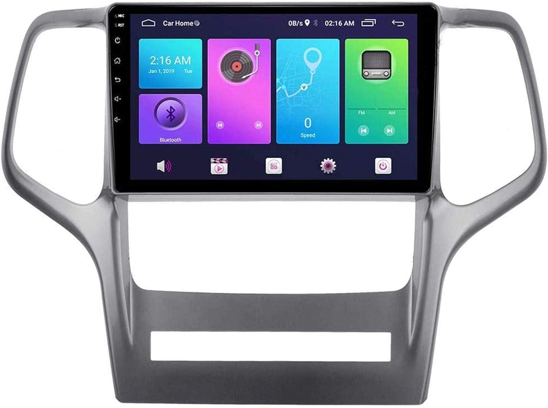 Estéreo del Coche androide, Navi Jeep Grand Cherokee 2008-2013 IDT líder de la Unidad de navegación GPS SWC 4G Wi-Fi Integrado BT Espejo carplay Sistema USB,S2