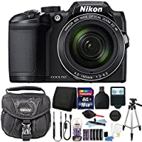 Nikon Coolpix B500 16MP Wi-fi Point & Shoot Camera with 16GB Accessory Kit