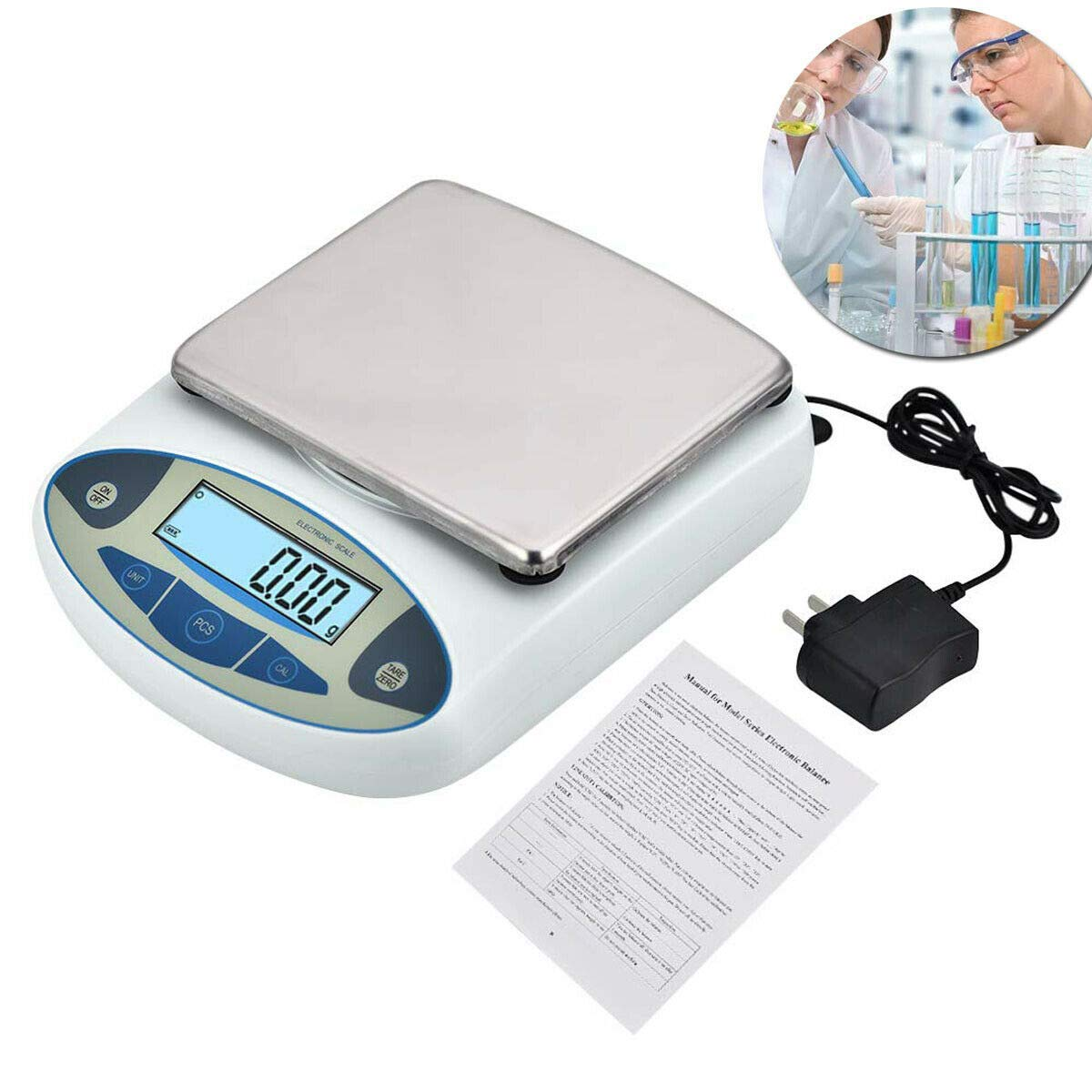 0.001G-20G Digital Cooking Balance Kitchen Jewellery/&Food Gold Weighing Scale