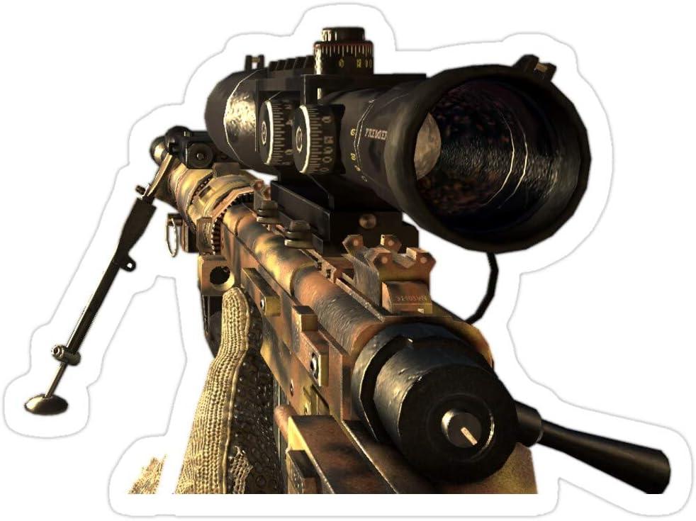 Amazon Com Breathnenstore Mw2 Intervention Call Of Duty Modern Warfare Stickers 3 Pcs Pack 8119287264517 Home Kitchen