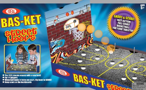 Ideal BAS KET Street Hoops Game