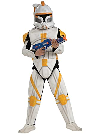 Disfraz de Clone Trooper Cody Adulto LujoTalla Estandar ...