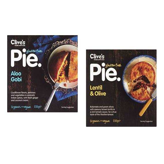 PROMO PACK DE 2: Clives Pastel Sin Gluten: Amazon.es: Alimentación ...