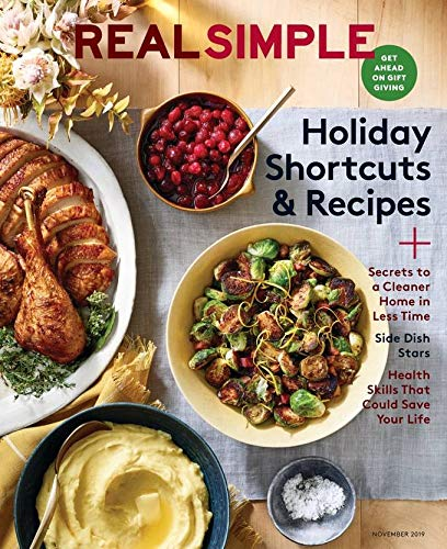 Real Simple (Best Magazine Subscription Deals)