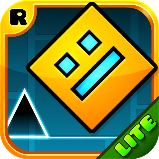 Geometry Dash Lite - Four Light Plus