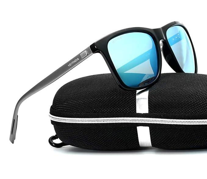 Gafas De Sol Espejo Polarizadas De Buena Calidad Para Mujeres - gafas de sol espejo mujer