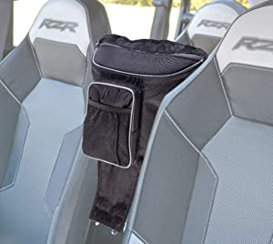 Lesiyou Center Seat Storage Bag for Polaris RZR 1000 XP4 XP Turbo S 570 800 S 900