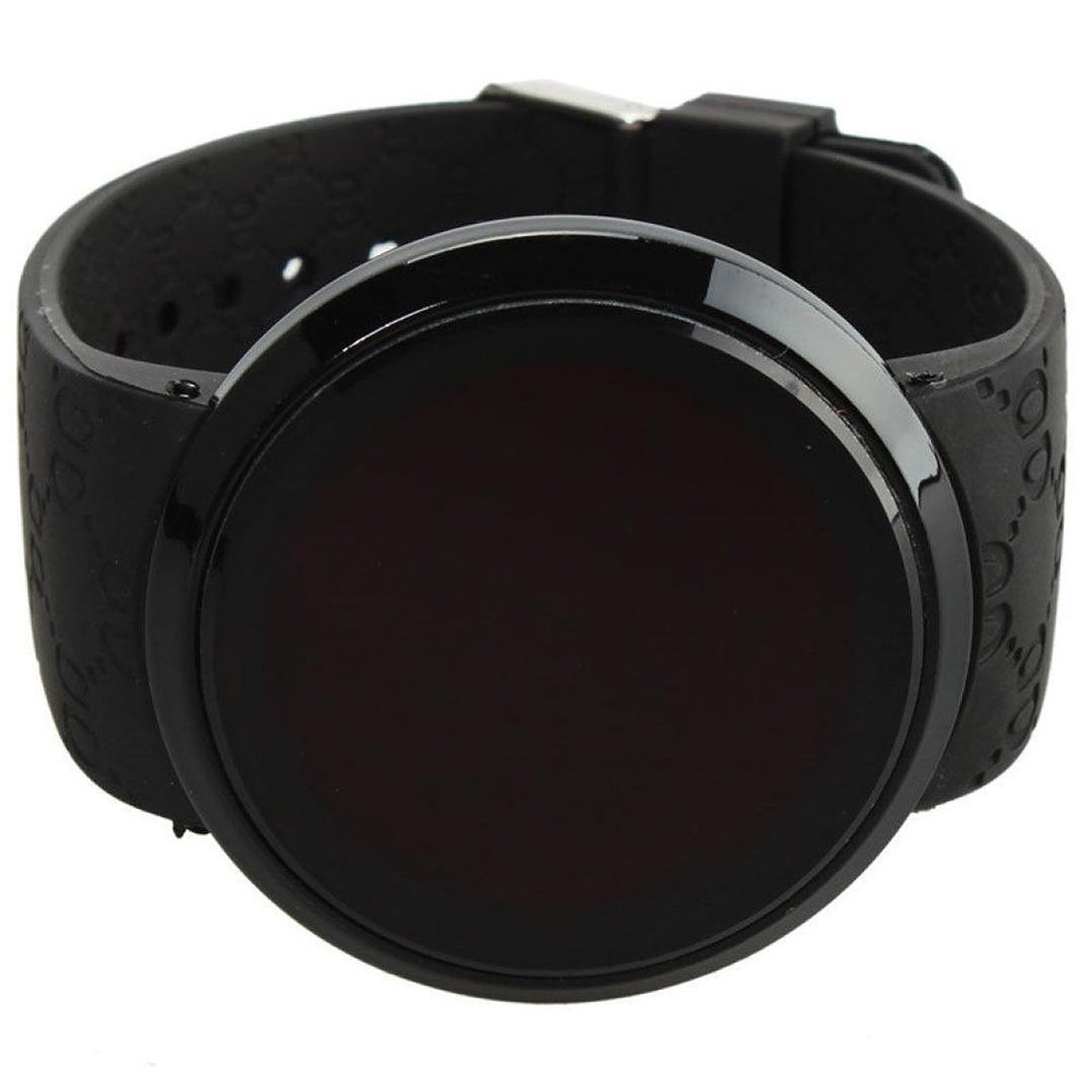 Amazon.com: Watch - SODIAL(R) Watch, Sunstone Fashion Men LED Touch Screen Date Day Silicone Bracelet Watch Digital LED Touch Watch Black: Watches