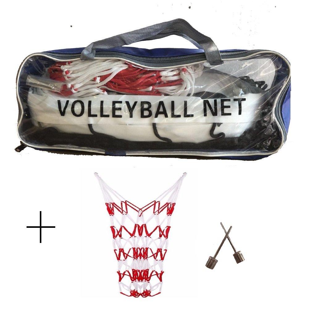 Voleibol disfruta de una entrega r pida y el mejor servicio bolsos joyas decoraci n del - Red voley piscina ...