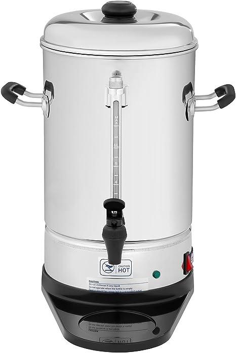 Royal Catering Cafetera de filtro industrial RCKM-WOF6 (1.150 W, 6 ...