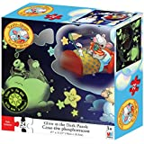 Toopy and Binoo Glow in the Dark 24-Piece puzzle