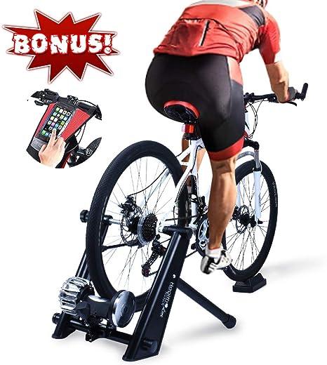 Fluid Bike Trainer Stand, interior Fluid Bicicleta Ejercicio ...