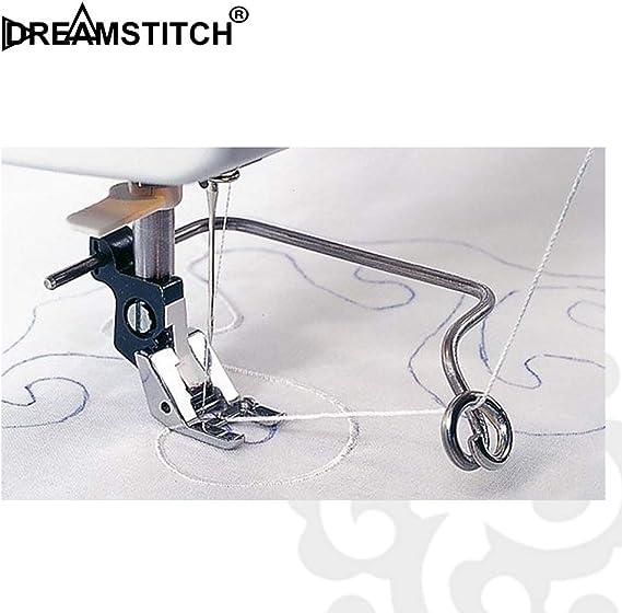 Dreamstich 4125805-45 Prensatelas para máquina de coser Viking Group D, 1, 2, 3, 4, 5, 6, 7, 8, 9, 4125805-45: Amazon.es: Hogar