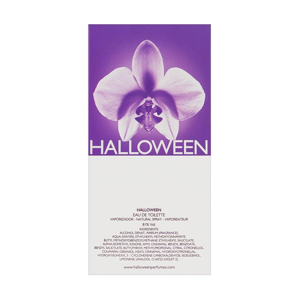 Halloween By Jesus Del Pozo For Women. Eau De Toilette Spray 3.4 Ounces by J. Del Pozo (Image #2)