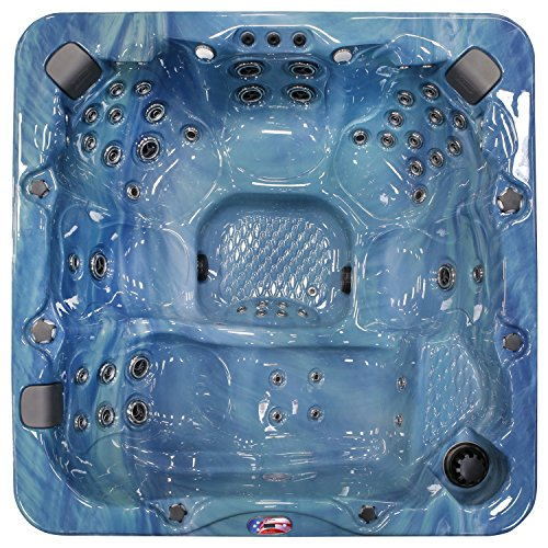 American Spas AM-756LP 6-Person 56-Jet