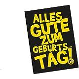 BVB 09 BVB-Geburtstags-Grußkarte